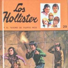 Libros: LOS HOLLISTER. LOTE DE 3 TÍTULOS. NUEVOS REF: AX 490. Lote 194873643