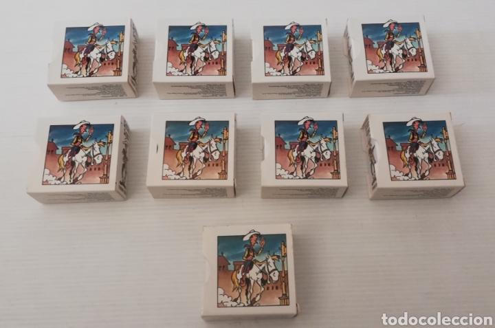 LOTE DE 9 MINI LIBROS LIBRITOS LIBRO LIBRITOS DESPLEGABLE LUKY LUCKE TODOS NUEVOS NUEVO TIMUN MAS (Libros Nuevos - Literatura Infantil y Juvenil - Cuentos infantiles)