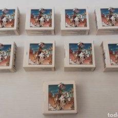 Libros: LOTE DE 9 MINI LIBROS LIBRITOS LIBRO LIBRITOS DESPLEGABLE LUKY LUCKE TODOS NUEVOS NUEVO TIMUN MAS. Lote 195011101