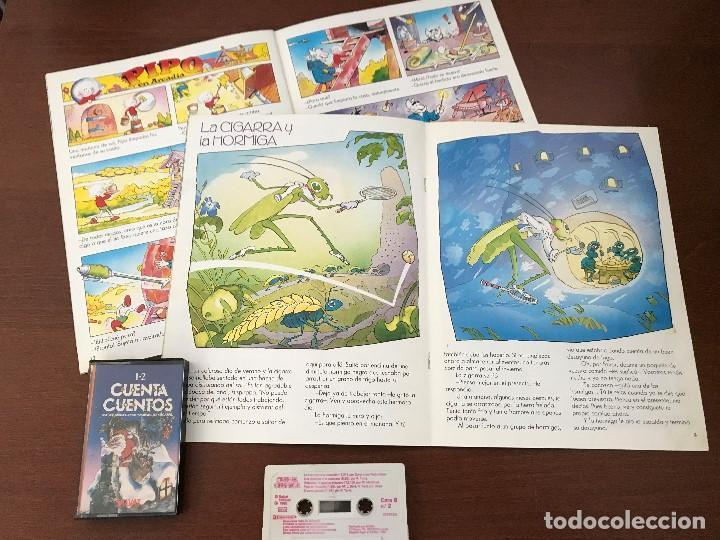 Libros: Cuentacuentos de Salvat con cinta de casete - Cuenta cuentos para mirar leer y escuchar - Foto 2 - 195251943