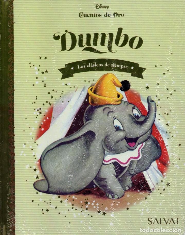DISNEY CUENTOS DE ORO N. 5 - DUMBO (PRECINTADO) (Libros Nuevos - Literatura Infantil y Juvenil - Cuentos infantiles)
