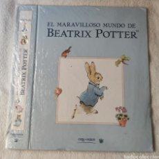 Libros: EL MARAVILLOSO MUNDO DE BEATRIX POTTER. ORBIS-FABBRI. Lote 196876992