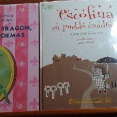 Libros: LOTE DE LIBROS INFANTILES. Lote 197332897