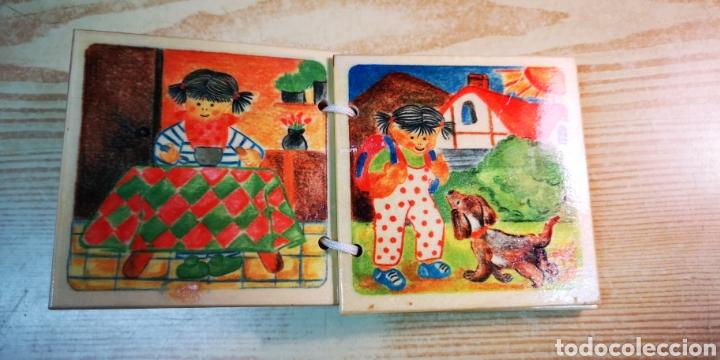 Libros: Cuento infantil de madera por estrenar - Foto 2 - 198293265