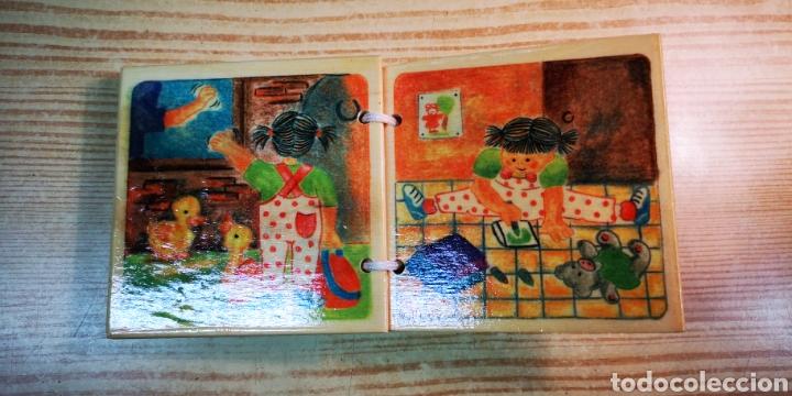 Libros: Cuento infantil de madera por estrenar - Foto 4 - 198293265