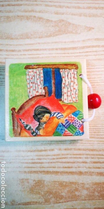 Libros: Cuento infantil de madera por estrenar - Foto 5 - 198293265