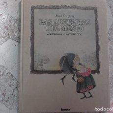 Libros: LAS ABUELITAS DEL MUSEO,MERCE COMPANY, ILUSTRACIONES VALENTINA CRUZM HYMSA,1986. Lote 198397913