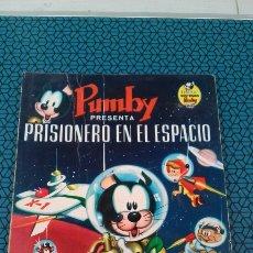 Libros: PUMBY N° 5 PRISIONERO EN EL ESPACIO. Lote 198536921