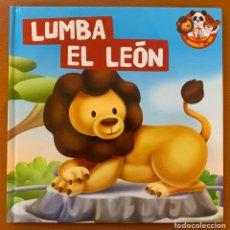 Libros: LUMBA EL LEÓN - INFANTIL. Lote 198624717