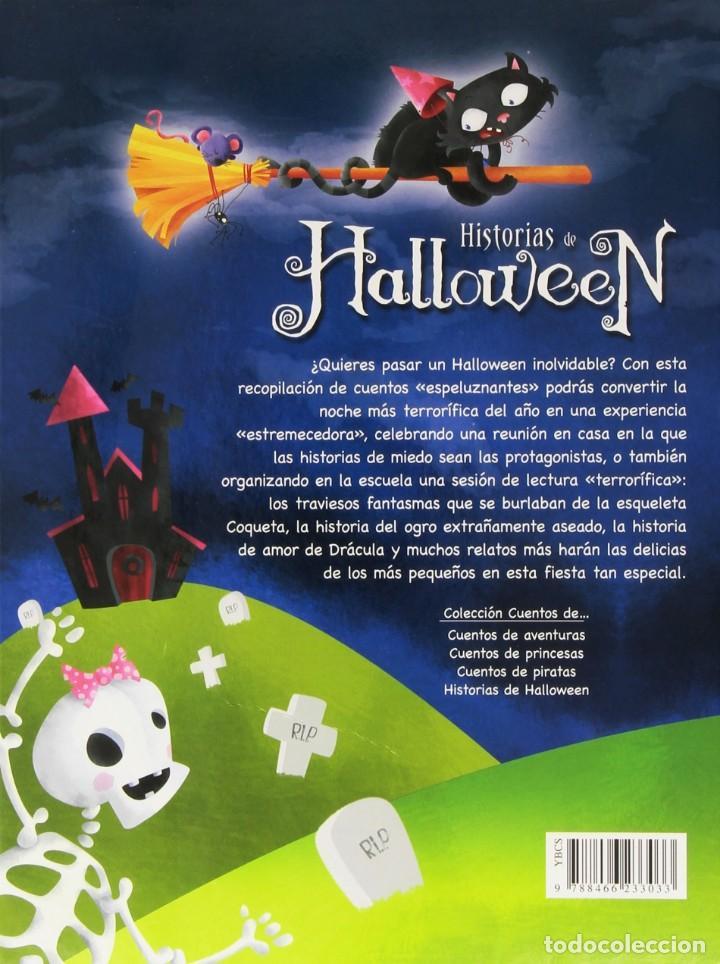 Libros: Cuentos breves de Halloween MAÑERU, MARÍA Editorial: Ediciones WinBook libro Infantil - Foto 7 - 190519855