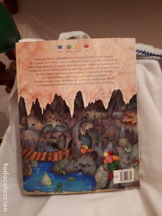 Libros: INTERIOR DE LA TIERRA,libro pop-up - Foto 4 - 200318730
