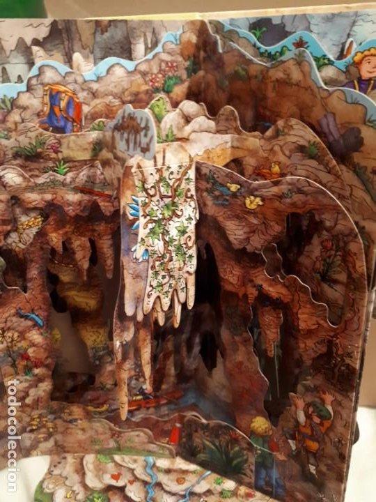 Libros: INTERIOR DE LA TIERRA,libro pop-up - Foto 8 - 200318730