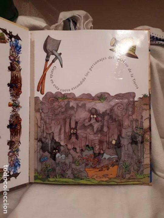 Libros: INTERIOR DE LA TIERRA,libro pop-up - Foto 9 - 200318730