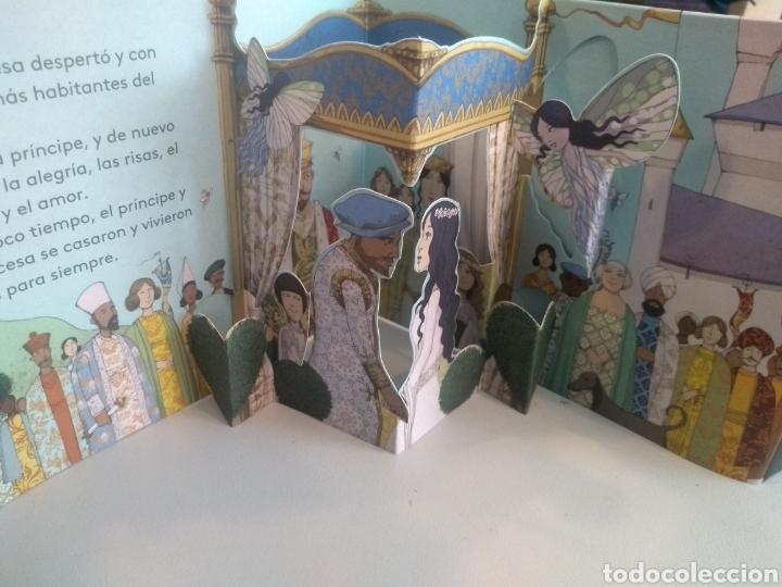 LA BELLA DURMIENTE EDAF / 978-84-414-3407-3 POP-UP (Libros Nuevos - Literatura Infantil y Juvenil - Cuentos infantiles)