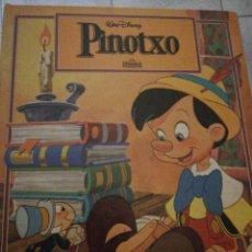 Libros: CUENTO PINOCHO DESPLEGABLE. Lote 202784161