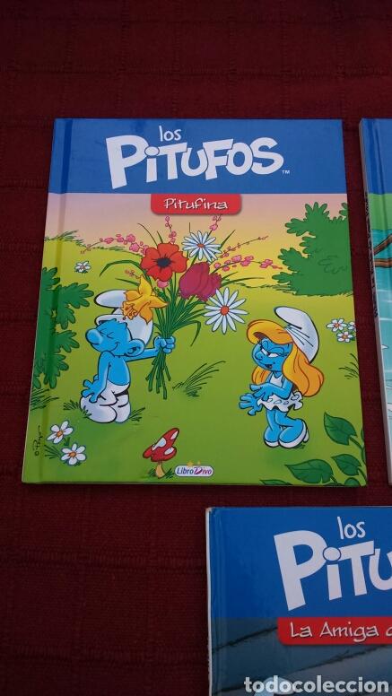 Libros: LOS PITUFOS COMIC O CUENTO PITUFINA, PAPA PITUFO - Foto 2 - 202910898