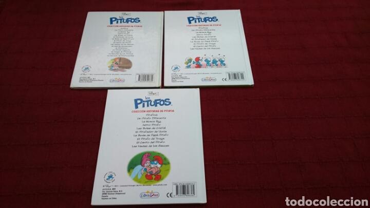 Libros: LOS PITUFOS COMIC O CUENTO PITUFINA, PAPA PITUFO - Foto 5 - 202910898