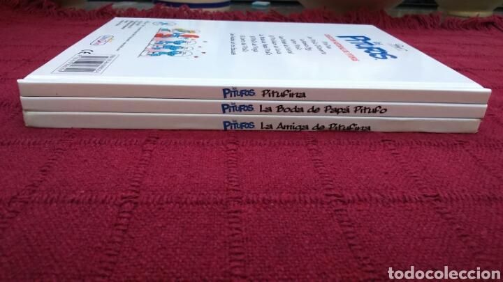 Libros: LOS PITUFOS COMIC O CUENTO PITUFINA, PAPA PITUFO - Foto 6 - 202910898