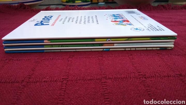 Libros: LOS PITUFOS COMIC O CUENTO PITUFINA, PAPA PITUFO - Foto 7 - 202910898