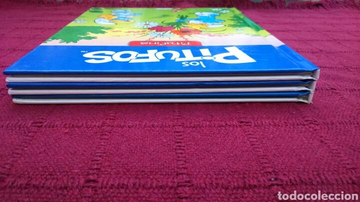 Libros: LOS PITUFOS COMIC O CUENTO PITUFINA, PAPA PITUFO - Foto 8 - 202910898