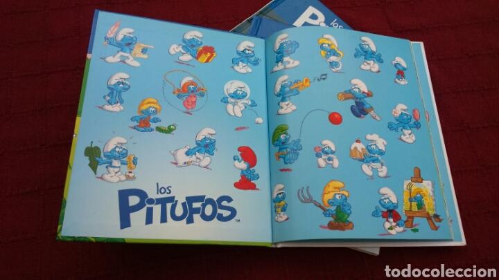 Libros: LOS PITUFOS COMIC O CUENTO PITUFINA, PAPA PITUFO - Foto 9 - 202910898