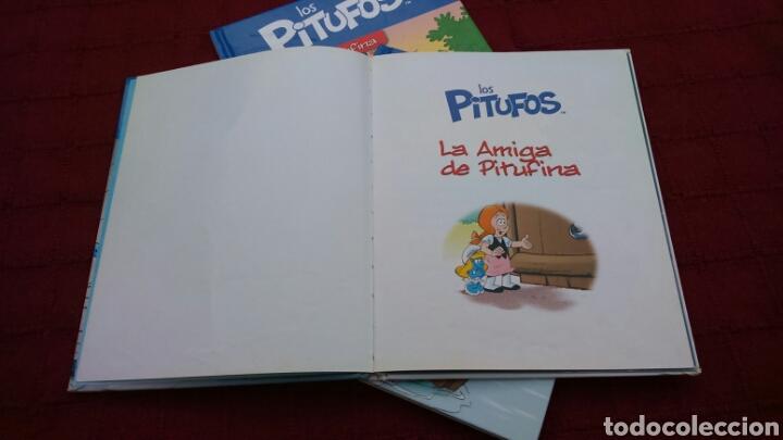 Libros: LOS PITUFOS COMIC O CUENTO PITUFINA, PAPA PITUFO - Foto 12 - 202910898