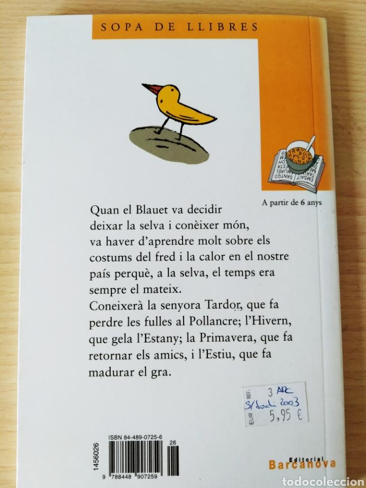 Libros: Lany del Blauet. Jaume Cabré. Nuevo - Foto 2 - 203412133