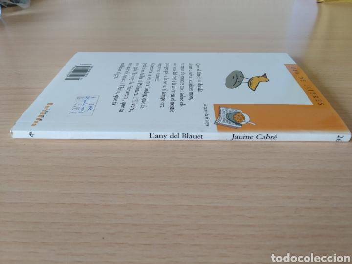 Libros: Lany del Blauet. Jaume Cabré. Nuevo - Foto 3 - 203412133