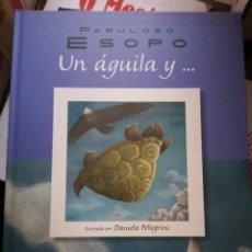 Libros: FABULOSO ESOPO - 4 TOMOS. Lote 204733783