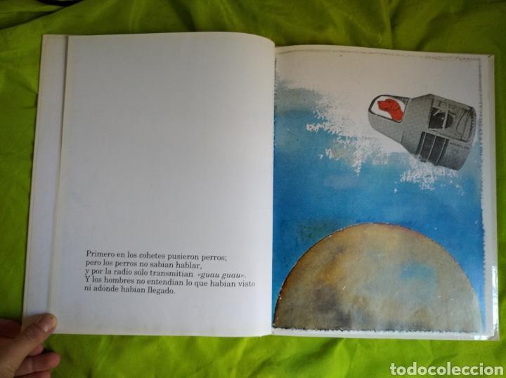 Libros: Cuento Los tres cosmonautas, Eugenio Carmi y Umberto Eco - Foto 3 - 205267980
