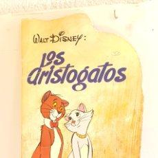 Libros: CUENTOS DE LOS ARISTOGATOS -WALT DISNEY. Lote 205388927