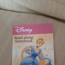 Libros: DISNEY PRINCESS READ ALONG. Lote 206931116