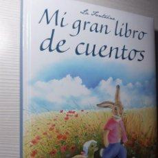 Libros: MI GRAN LIBRO DE CUENTOS LA FONTAINE. Lote 208144225