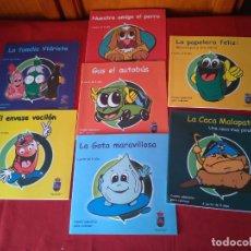 Libros: LOTE DE 700 LIBROS INFANTILES, PARA PINTAR, LEER Y CON ACTIVIDADES - NUEVOS A ESTRENAR. Lote 208867035