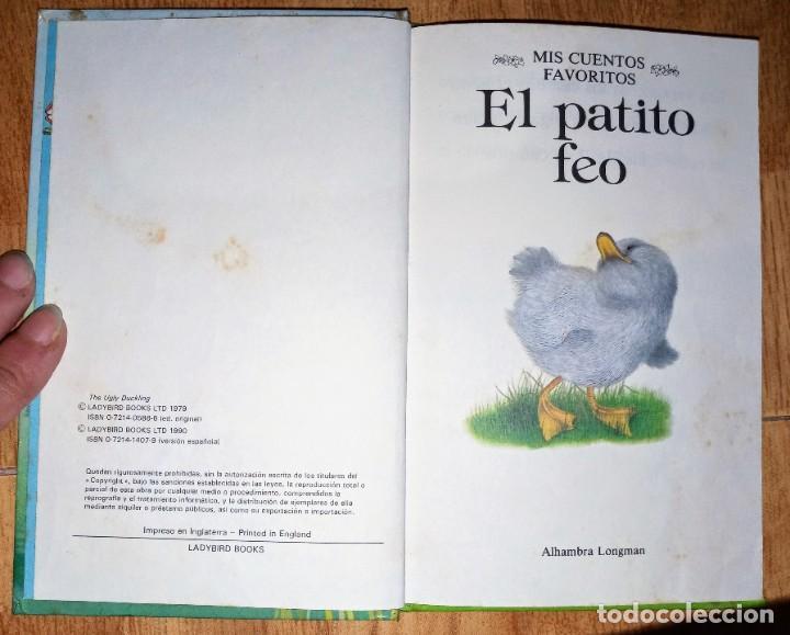 Libros: Cuento el patito feo - Foto 5 - 209810452