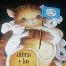 Libros: CUENTO FERRANDIZ MINUS Y LOS RATONCITOS. Lote 210428923