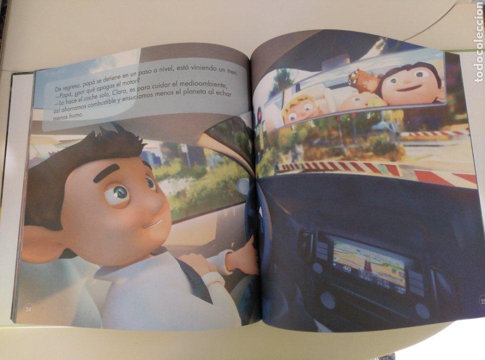 Libros: Una aventura en coche. Cuento de edit. Everest (2011) para Volkswagen - Foto 2 - 211810571