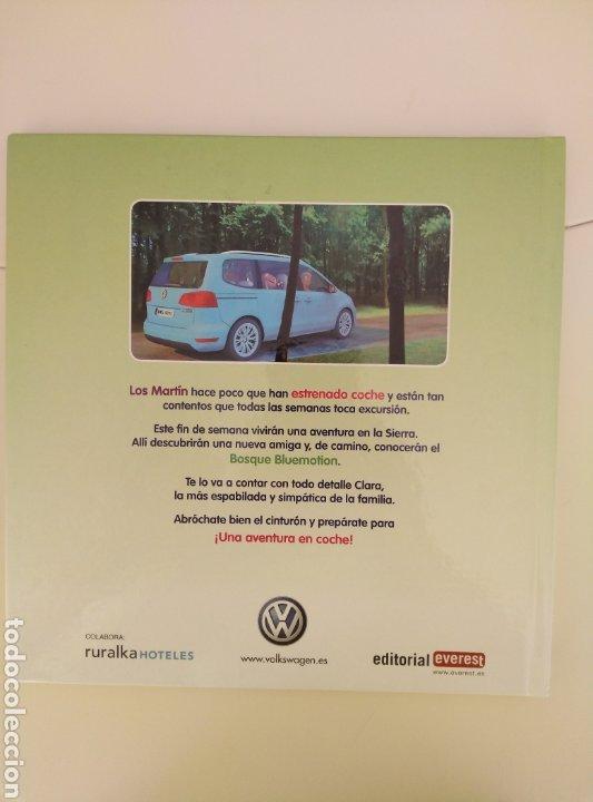 Libros: Una aventura en coche. Cuento de edit. Everest (2011) para Volkswagen - Foto 3 - 211810571
