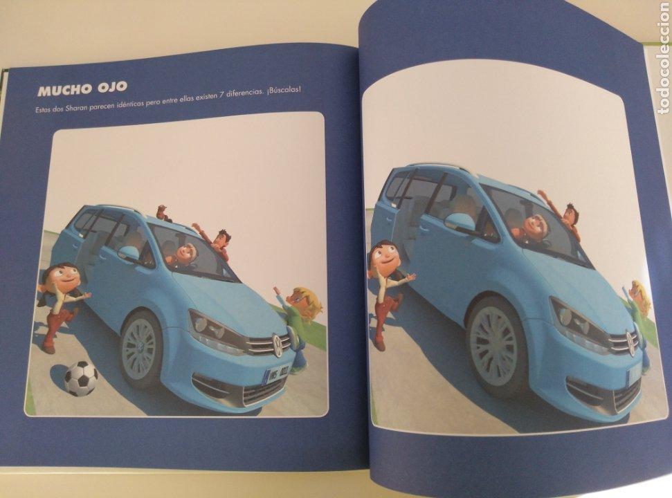 Libros: Una aventura en coche. Cuento de edit. Everest (2011) para Volkswagen - Foto 4 - 211810571