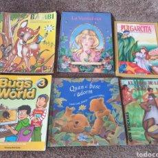 Libros: CUENTOS INFANTILES. Lote 211936687