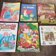 Libros: CUENTOS INFANTILES. Lote 211936992