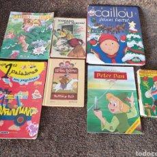 Libros: CUENTOS INFANTILES. Lote 211937091