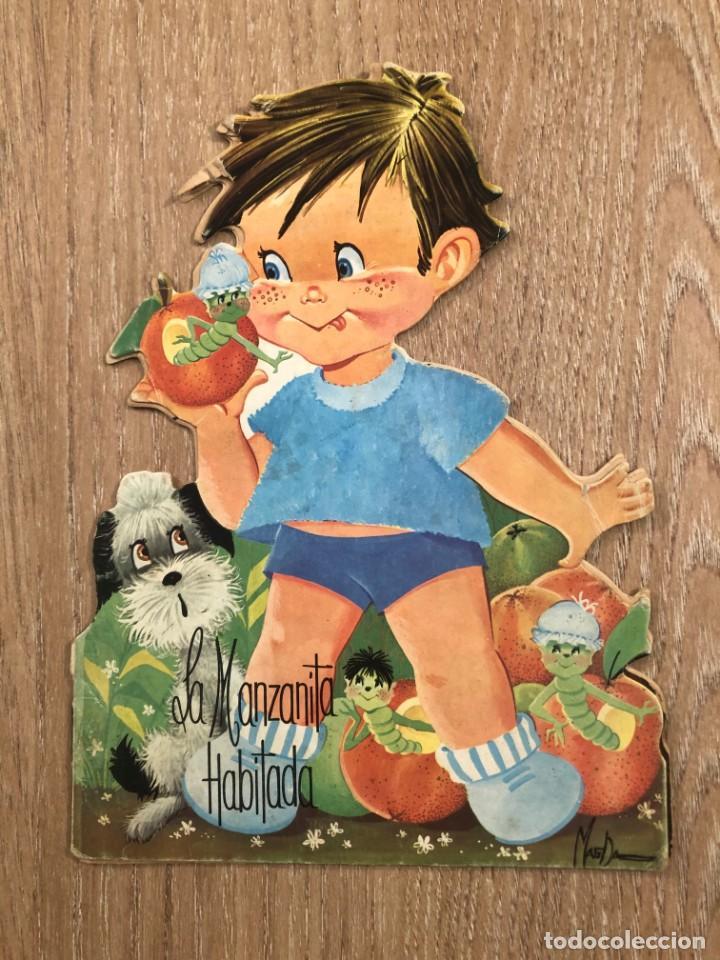 LA MANZANITA HABITADA. EDITORIAL GALAHOR BARCELONA (Libros Nuevos - Literatura Infantil y Juvenil - Cuentos infantiles)