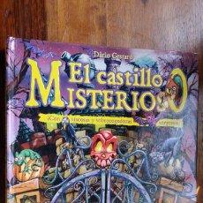 Livres: EL CASTILLO MISTERIOSO, SUSAETA, DARIO CESTARO, CUENTO POP-UP,TRIDIMENSIONAL, TROQUELADO... Lote 212553236
