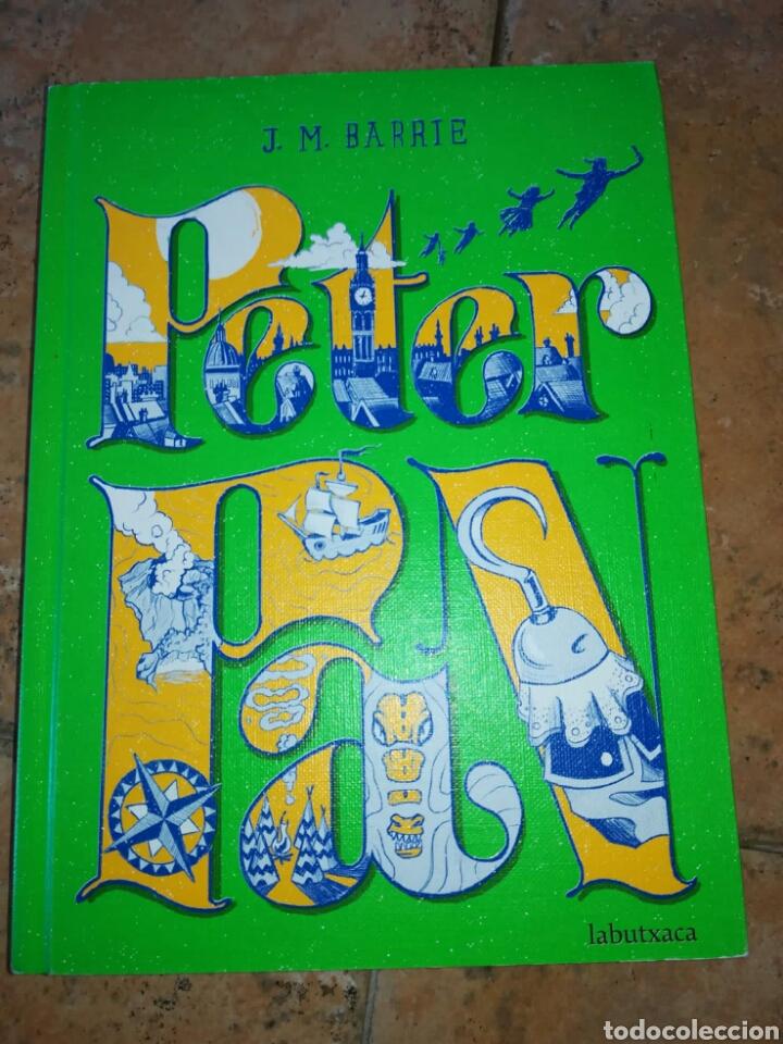PETER PAN J. M. BARRIE. LA BUTXACA. LIBRO NUEVO. EN CATALÁN (Libros Nuevos - Literatura Infantil y Juvenil - Cuentos infantiles)