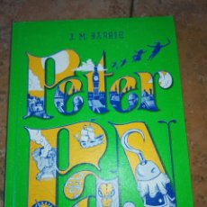 Libros: PETER PAN J. M. BARRIE. LA BUTXACA. LIBRO NUEVO. EN CATALÁN. Lote 213508165
