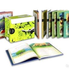 Libros: CUENTACUENTOS BILINGUE ESPAÑOL / INGLES 12 TOMOS - TAPA DURA - SIGNO EDITORES - NUEVO. Lote 213885337