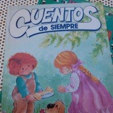 """Libros: LOS CUENTOS DE SIEMPRE 1988 """"VOL 3::LA PANDILLA DE RAFA. Lote 214696246"""