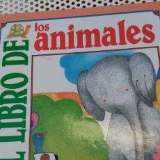 Libros: EL LIBRO DE LOS ANIMALES (( 1990.)). Lote 214839831