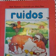 Libros: :: RUIDOS :: RUTH THOMSON, //1986.. Lote 214842685